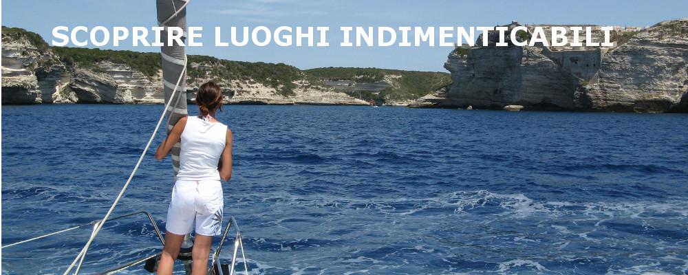 vacanze vela altura da Liguria e Toscana verso la Corsica