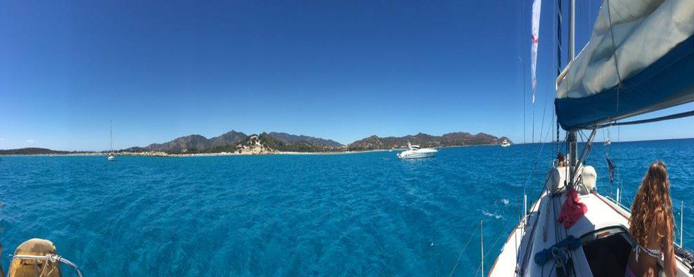 vacanze vela in Sardegna