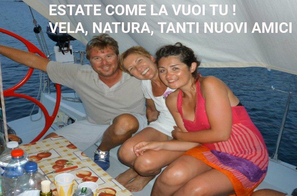 vacanze vela altura in Sardegna