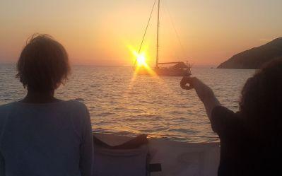 scuola di vela Liguria