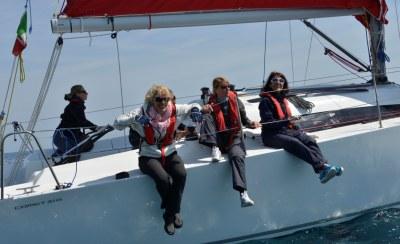 full immersion corsi vela a Pasqua