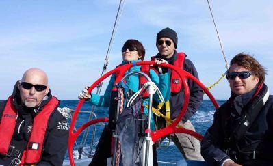 corsi vela Costa Azzurra