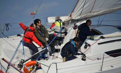 corsi vela navigazione su cabinato