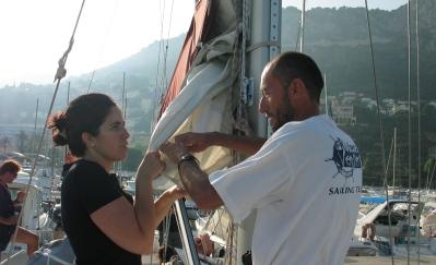vacanze vela e sub Liguria e Toscana