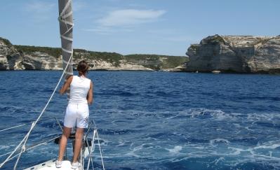 corsica in barca a vela