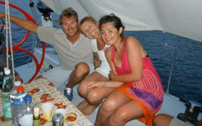 vacanze barca vela Eolie