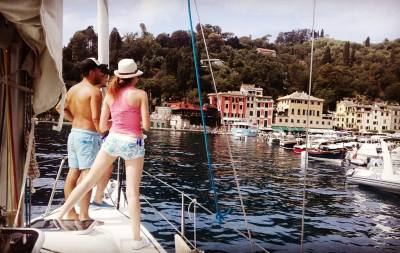 vacanze a vela in Liguria