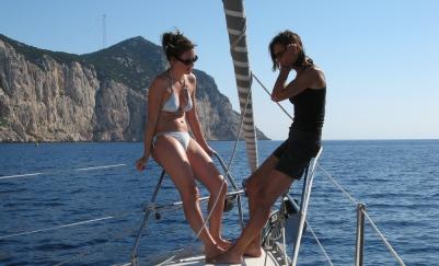 vacanze a vela in Provenza