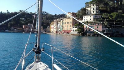 vacanze vela altura in Liguria